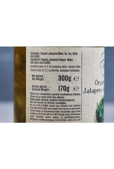 Talia Organik Dilimli Jalapeno Biber 300 gr 2'li