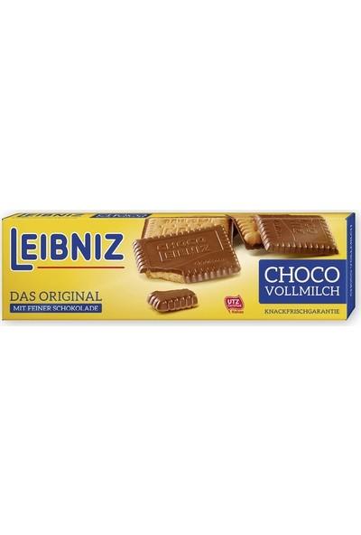 Leibniz The Original With Fine Chocolate Milk Çikolata Kaplı Bisküvi 125 gr
