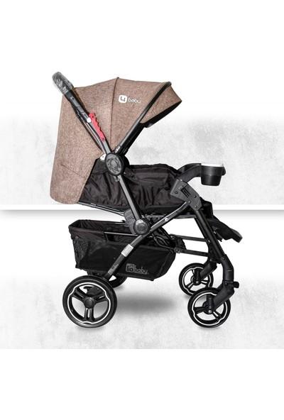 4 Baby Aplus Çift Yönlü Bebek Arabası