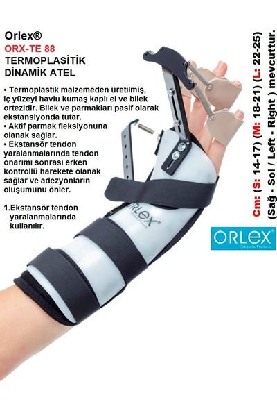 Orlex® Orx-Te 88 Termoplastik Dinamik Bileklik ( Sol El )