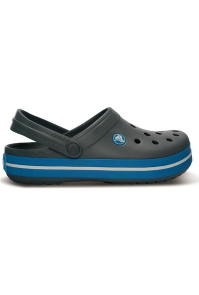 Crocs Crocband 11016-07W Gri Terlik