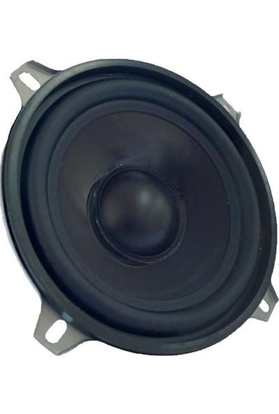 Bm Audio Amfi Dayanıklı 400 W 50 RMS Hoparlör Takımı 13 cm 2 Adet