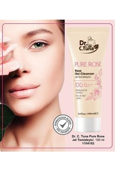 Farmasi Dr.c.tuna Pure Rose Jel Temizleyici 100ML
