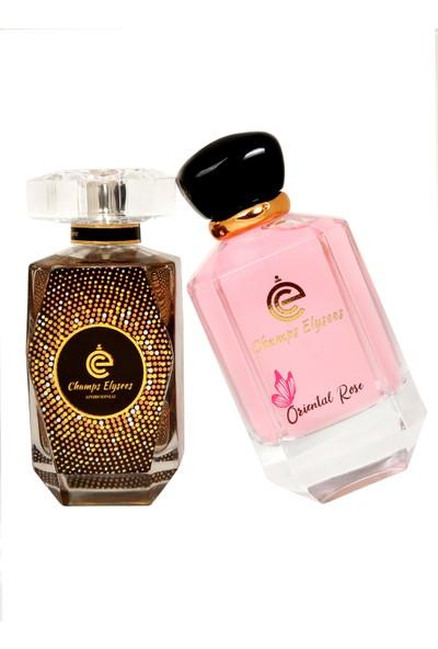 Champs Elysees Oriental Rose & Aphrodisiac Extrait De Parfum For Men