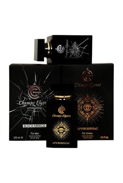 Champs Elysees Black Mırror & Aphrodısıac