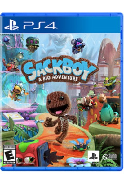 Sackboy A Big Adventure PS4 Oyun