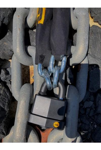 Zintaş Protector Kesilmez Motosiklet Çelik Zincir Kilit 10MM x 150CM