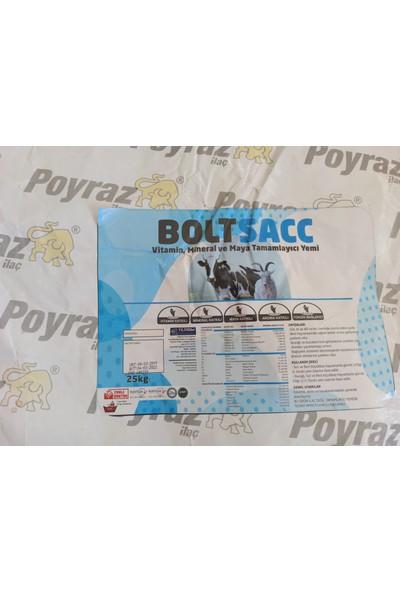 Poyraz Boltsacc Vitamin Mineral ve Maya Tamamlayıcı Yem Katkısı