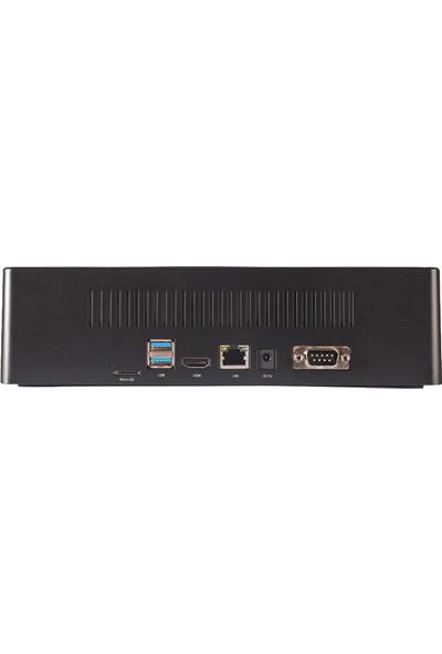 Technopc Q100 Magic Touch Intel Atom Z 8350 4GB 64GB Windows 10 Pro Mini PC