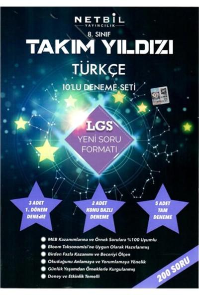 Netbil Yayınları Takım Yıldızı Türkçe 10'lu Deneme Seti