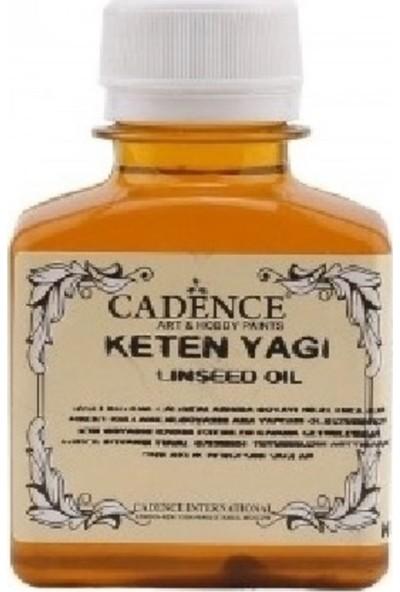 Cadence Cadence Keten Yağı Bezir
