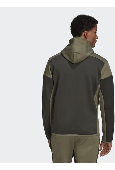 adidas Z.n.e. Aeroready Full-Zip Erkek Sweatshirt