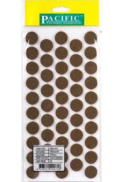 Pacıfıc Keçe-20 mm Çap-Kanepe Sehpa Sandalye Için Zemin Koruyucu