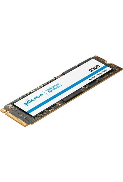 Micron 2300 1024GB 3700MB-2700MB/S Nvme M.2 SSD MTFDHBA1T0TDV-1AZ1AABYY Pyrite Iş Istasyonu SSD
