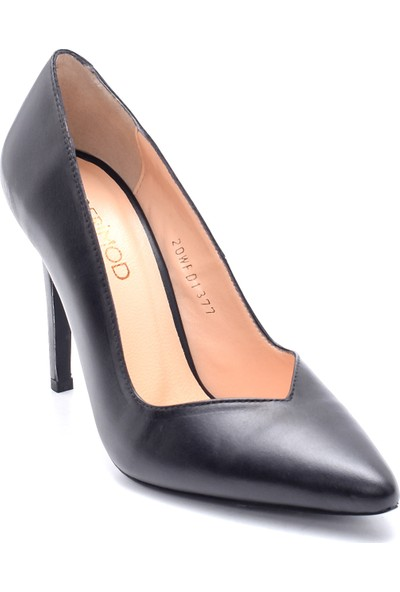 Derimod Kadın Deri Stiletto