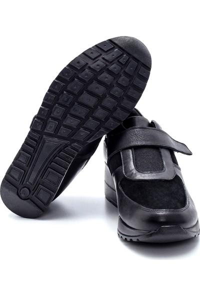 Derimod Kadın Süet Deri Ayakkabı