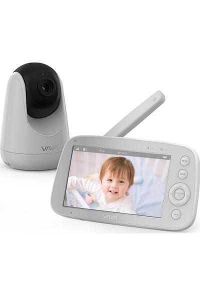VAVA VA-IH006 720P 12.7 cm Ses ve Görüntülü HD Ekranlı Bebek Kamerası
