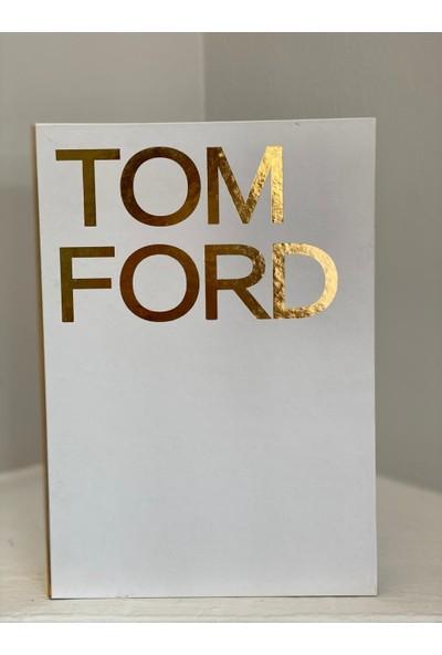 İray Home Decor Tom Ford Dekoratif Kitap Kutusu