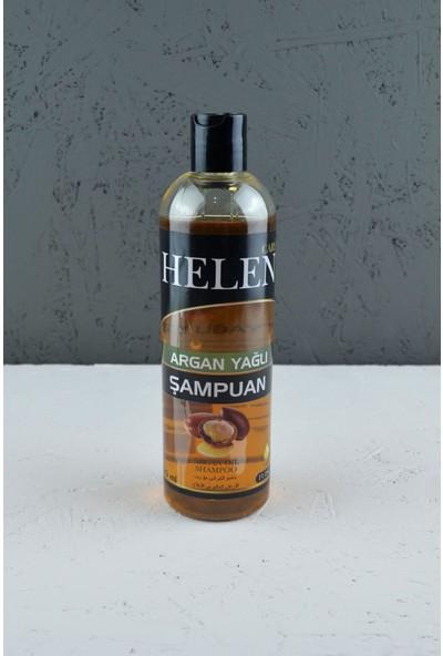 Helen Argan Yağlı Tuzsuz Keratin Şampuanı 400 ml