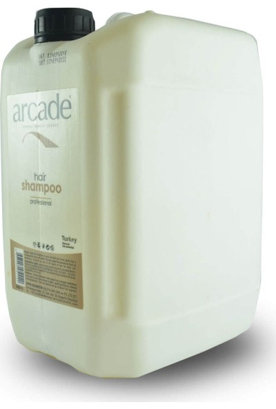 Arcade Tuzsuz Şampuan 5000 ml