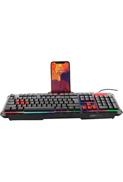 Polosmart PGM06 Gaming Klavye Siyah