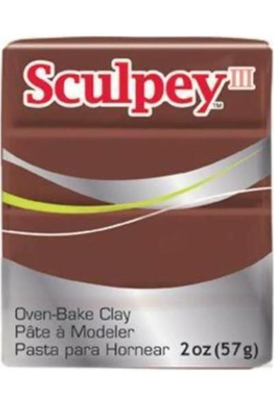 Sculpey Iıı Polimer Kil 053 Chocolate Çikolata