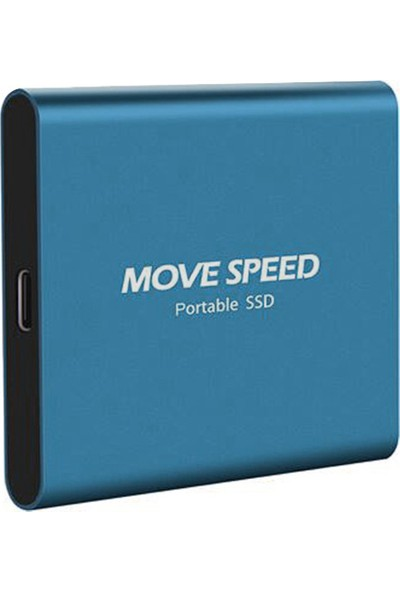 Buyfun Hareket Hızı Yeni Nesil Tip-C USB3.1 Arayüzü Taşınabilir SSD (Yurt Dışından)