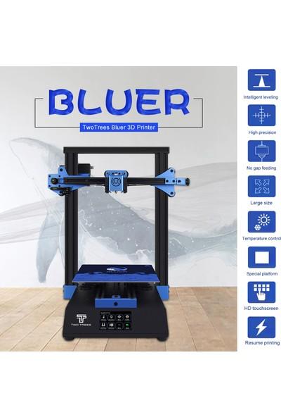 Two TreesBluer 3D Yazıcı Diy Kiti Sac Metal Yapısı (Yurt Dışından)