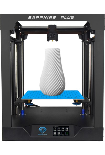 Two Trees Safir Artı Corexy 3D Yazıcı Diy Kiti Yüksek (Yurt Dışından)