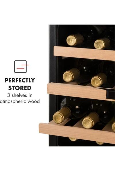 Klarstein Vinsider 24 Onyx Edition Şarap Soğutucu