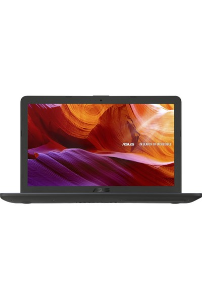 "Asus X543NA-GQ289 Intel Celeron N3350 4GB 1TB Endless 15.6"" Taşınabilir Bilgisayar"