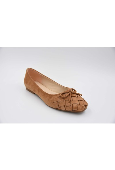Park Moda Süet Günlük Kadın Ayakkabı