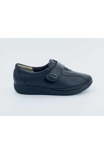 Beşel Cırtlı Kadın Ayakkabı