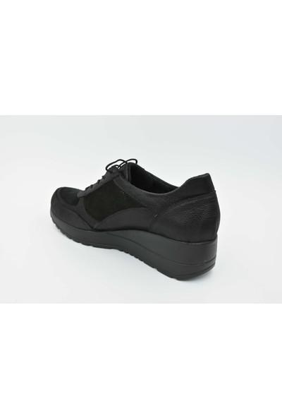 Parkmoda Deri Günlük Kadın Ayakkabı