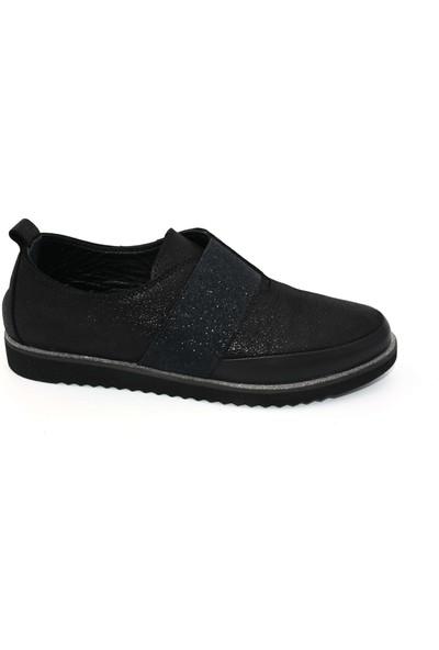 Parkmoda Deri Kadın Günlük Ayakkabı