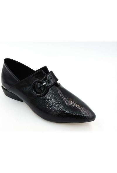 Park Moda Rugan Klasik Kadın Ayakkabı