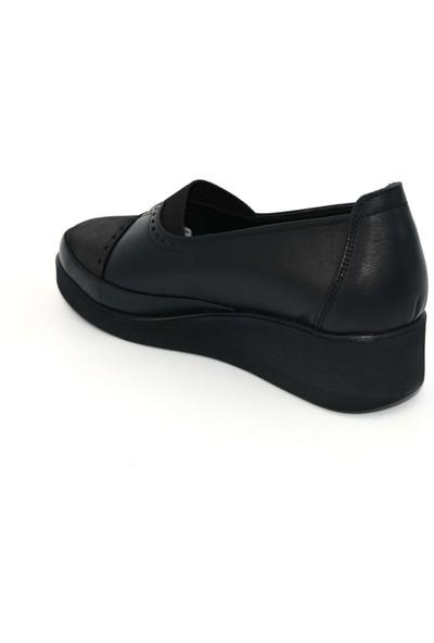 Parkmoda Deri Kadın Ayakkabı
