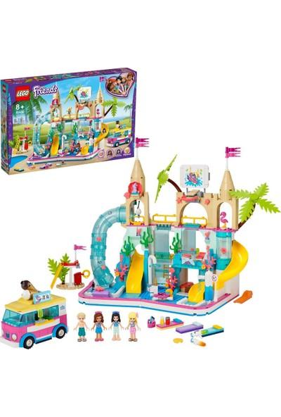 LEGO® Friends Yaz Eğlencesi Su Parkı 41430 Yapım Seti (1001 Parça)