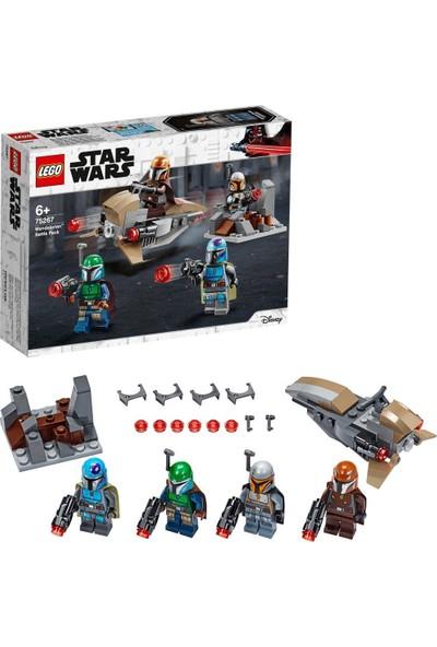 LEGO® Star Wars™ 75267 Mandalorian™ Savaş Paketi