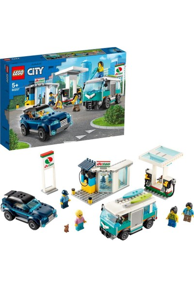 LEGO® City 60257 Servis İstasyonu