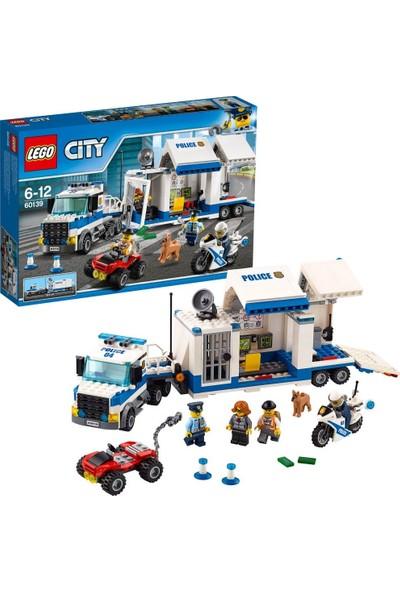 LEGO City 60139 Mobil Kumanda Merkezi