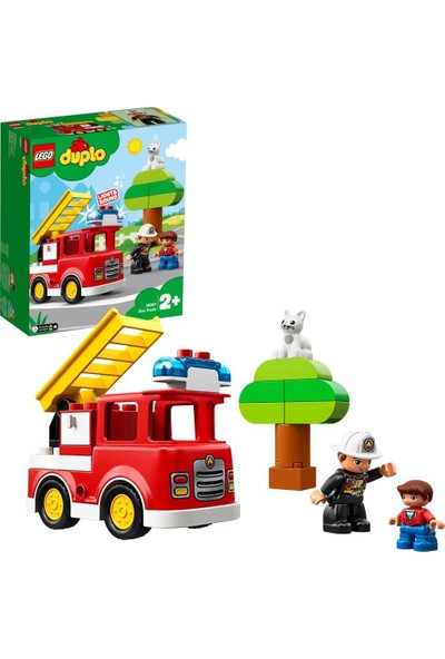 LEGO DUPLO Town 10901 İtfaiye Kamyonu