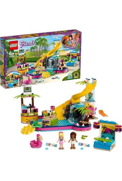LEGO Friends 41374 Andrea'nın Havuz Partisi