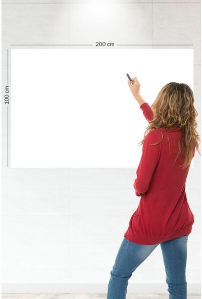 Evbuya Akıllı Kağıt 100 x 200 cm Beyaz