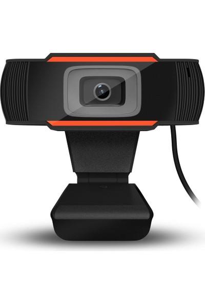 Buyfun 720 P Webcam Bilgisayar USB Kamera Canlı Akış Online (Yurt Dışından)