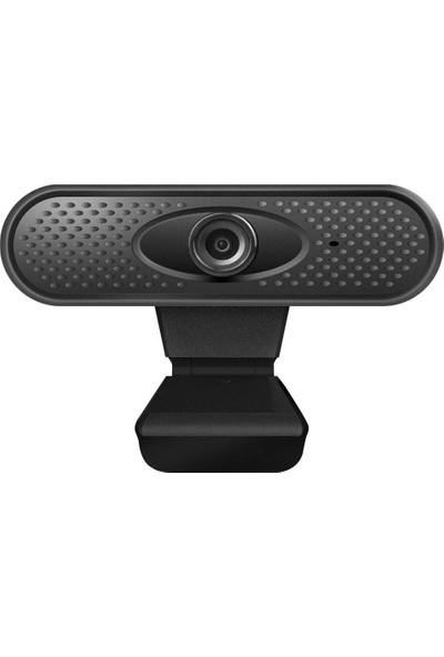 Buyfun 1080 P HD USB Webcam Bilgisayar Web Kamera Dahili Mikrofon (Yurt Dışından)