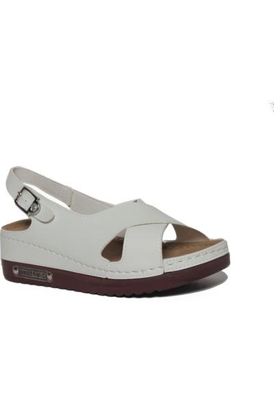 Roy Jones Kadın Anatomik Sandalet 3031