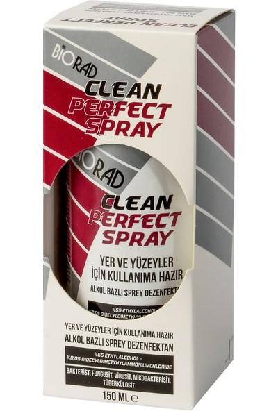 Biorad Clean Perfect Spray 150 ml Otomatic Ortam Dezenfektanı