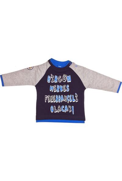 Fenerbahçe Lisanslı Uzun Kol Sweatshirt