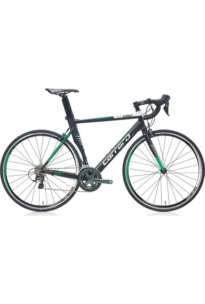 Carraro Race 052 Siyah-Yeşil 52 Kadro